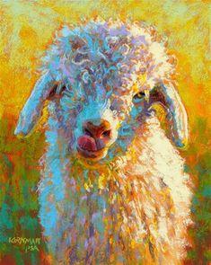 Lolly - day 16 - Original Fine Art for Sale - © by Rita Kirkman