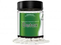 Detox Fitoterápico 60 Cápsulas - Nitech Nutrition