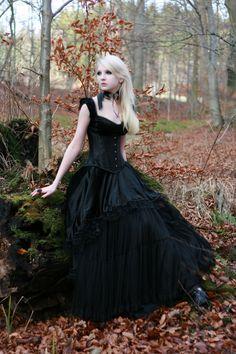 Wedding black dress for wedding