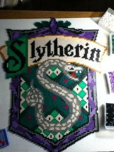 slytherin logo hama beads - Google-søgning