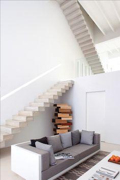 . #interiors #interior #stair #escalier #archi #architecture #home #interiordesign