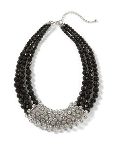 maybe for NYE? Women's Jewelry - Earrings, Rings & More - White House | Black Market