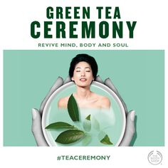 Discover the new Fuji Green Tea Collection In-store and online now! Body Shop At Home, The Body Shop, Body Shop Australia, Pure Green Tea, Cleanse Your Body, Body And Soul, Tea Ceremony, Fuji, Loreal
