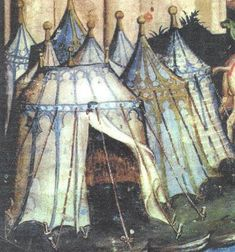 Dragonwing -Tent Painting 3 (similar as to what I would like to do with my bell wedge!)