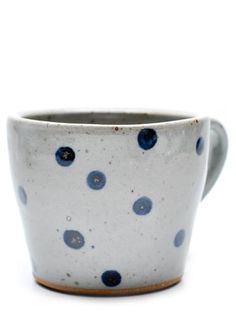 Polka Dot Mug Leif on nuji.com