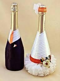 Resultado de imagen para botellas decoradas