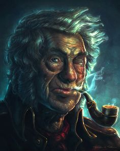 Old-Pirate by Grafik.deviantart.com on @deviantART