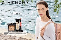 Givenchy Les Saisons Summer 2016 Collection – Beauty Trends and Latest Makeup Collections   Chic Profile