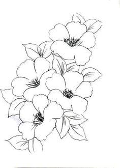 Fleurs à broder - Picasa Albums Web