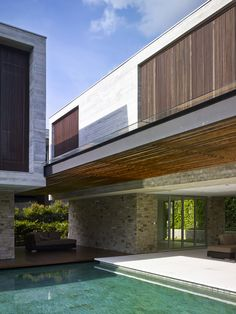 9 jkc2 house in singapore by ong ong JKC2 house in Singapore by  ONG & ONG