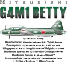WARBIRDSHIRTS.COM presents Japanese Warbirds, available on Polos, Caps, T-shirts, Sweatshirts and more. featuring here in our Japanese collection the G4M1 Betty