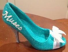 Confessions of a glitter addict: Tiffany Box Muses Shoe