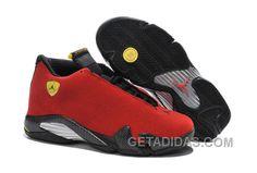 "f01dfd9f190 2017 Air Jordan 14 ""Ferrari"" Chilling Red/Black Vibrant Yellow Authentic  8WKbydx, Price: $97.00 - Adidas Shoes,Adidas Nmd,Superstar,Originals"