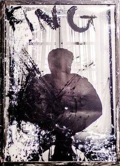 """Saatchi Art Artist Mattia Paoli; Painting, """"Dark King"""" #art"""