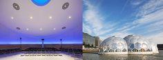 DeltaSync: Floating Pavilion Rotterdam