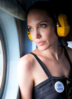 Angelina Jolie... the one and only. : Photo