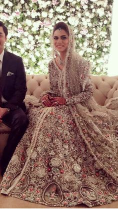 Elan Pakistani bride