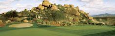 Troon North Golf Club views.