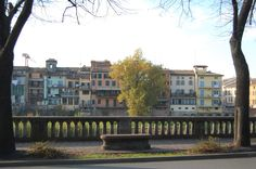 Parma, Italy in the Fall