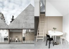 Betongidyll /Residence