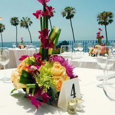 Tropical Centerpiece Part 96