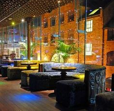 Gilgamesh is a critically acclaimed pan-Asian restaurant located in Camden Town. Camden London, Camden Town, Lounge Club, London Eats, Asian Restaurants, Restaurant Lounge, Bars And Clubs, Old Images, Things To Do In London