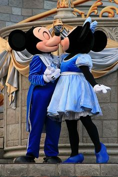 "Disney ♥ Dream Along With Mickey ""You've always been a Princess to me"""