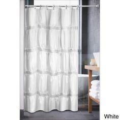 Luxurious Rhinestone Shower Curtain