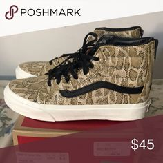 d0b6a7a1 916 Best VANS SK8-HI ADDICT images in 2018 | Van shoes, Sk8 hi ...