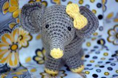 Baby Elephant (image) | Happy Handmade