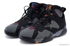c27316b47deb Air Jordan 7 Retro Black Light Graphite-Bordeaux Sale For Mens Online