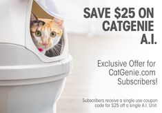 CatGenie flushes away waste and washes itself clean. It's dust free, odor free, and litter free. The environmentally-friendly Cat Genie cat box uses permanent litter granules, so you never have to touch, clean or buy cat litter. Biodegradable Products, Blue Point Cat, Toilet Drain, Cat Backpack Carrier, Best Cat Litter, Electrical Outlets, Water Supply, Cleaning Solutions