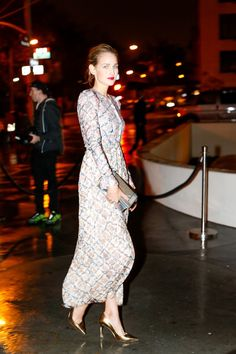 Leelee Sobieski in Dior