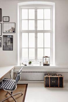Wohnfühlen: Das Studio von Katrin Bååth