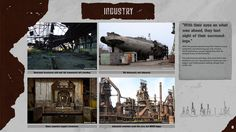 ArtStation - Style Guide - Industrial City, Chander Lieve