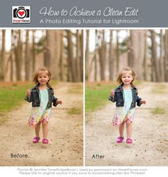 How to Achieve a Clean Edit in Lightroom.
