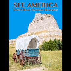 Scotts Bluff National Monument by Zack Frank  #SeeAmerica