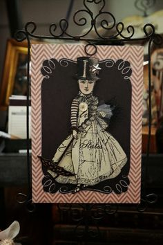 Artful Play: New Character Constructions Paper Dolls