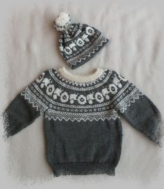 Moods of Norway Knitting For Kids, Baby Knitting, Fair Isle Knitting, Knit Or Crochet, Ravelry, Free Pattern, Baby Kids, Kids Fashion, Street Style