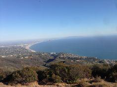 Pacific Palisades, CA  - (hike)