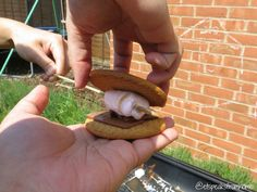 How to make a perfect s'more from @ET Speaks From Home  #Pintorials