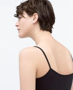 ZARA - COLLECTION AW15 - CAMISOLE TOP