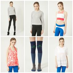 Fashion Polaroids: Adidas StellaSport