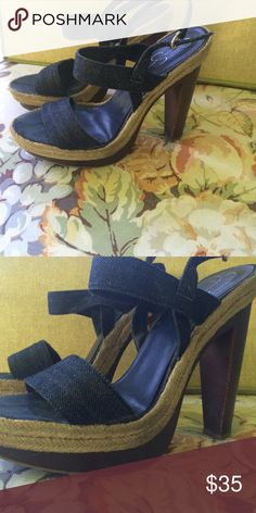 5041b64bb2c95 Jessica Simpson Heels size 9 Great shoe if you want to dress up an outfit  during