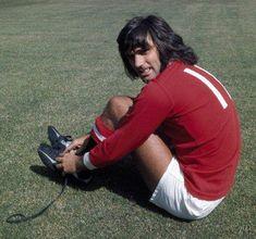 c88e916f1473 64 best Club Legend: George Best images | Football soccer, Football ...