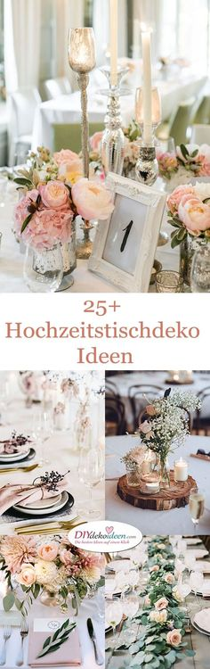 Fantastic wedding table decor ideas for your wedding planning .- Wedding table decoration ideas for your wedding planning - Chic Wedding, Wedding Table, Dream Wedding, Wedding Day, Post Wedding, Wedding Dress, Diy Wedding Decorations, Wedding Centerpieces, Table Decorations