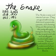 Zodiac The Snake by Dei--dara.deviantart.com on @deviantART