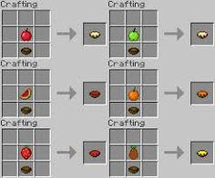 Crafteos de minecraft silla de montar buscar con google - Como hacer sopa de setas en minecraft ...