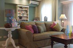 pochouchiu.blogspot.com, via Flickr Decor, Living Room, Furniture, House, Sofa, Study Room, Home Decor, Interior Design, Couch