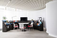 Visit Herman Miller at NeoCon 2016 to see how Living Office is helping businesses around the world create unique workplaces where people can prosper.